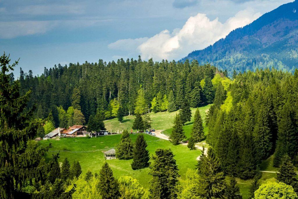 Romania trasee